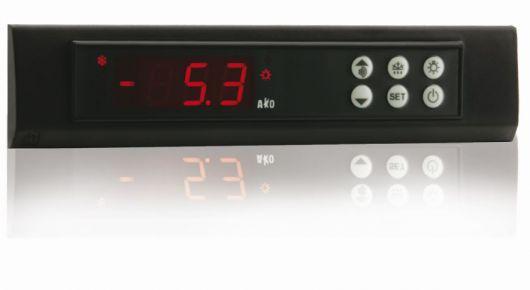 Seguro Duradero,F/ácil de Instalar Controlador de Temperatura Acogedor Termostato Interruptor Mec/ánico del Term/óstato 220V Ambiental Usar para Controlar Aire Acondicionado Central
